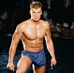 THE BEST USE OF DOLPH LUNDGREN Since I Come In Peace