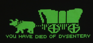 Yee Hah!  THE OREGON TRAIL (Game Review and Contest)