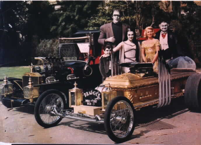 Meanwhile Across Town The Addams Family Had A Car That Was Rarely Seen In Episodes Beautiful 1931 Packard V 12