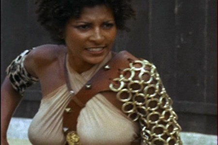 Nude pictures of pam grier pic 17