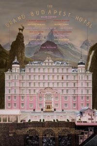 THE GRAND BUDAPEST HOTEL (review)