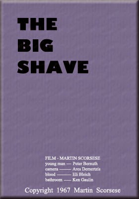 watch martin scorsese s 1967 short film the big shave forces of geek