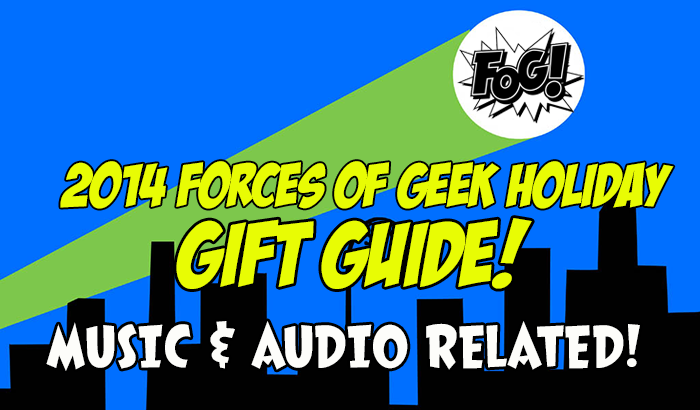 2014 FOG! Holiday Gift Guide: Music & Audio Related ...