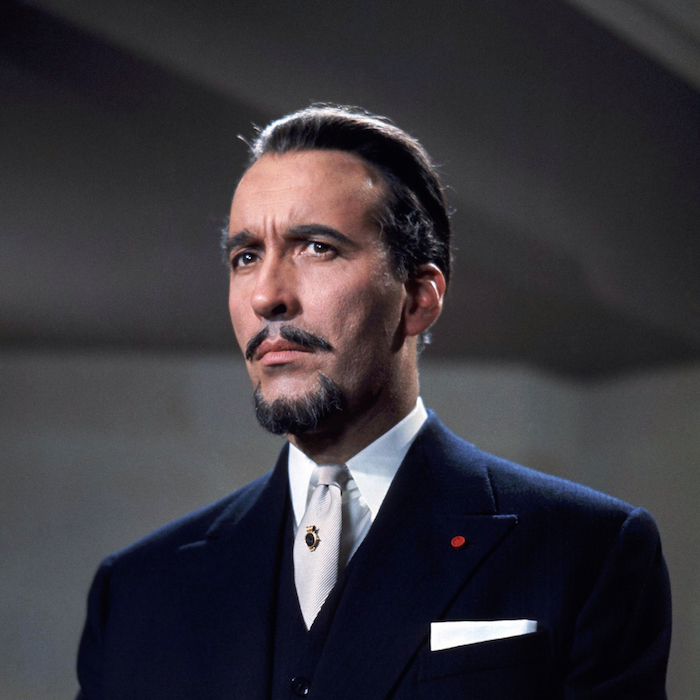 My Favorite Christopher Lee Movie: THE DEVIL RIDES OUT ...