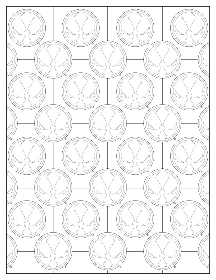 Charming Sports Car Coloring Pages Big Position Coloring Book Regular Bun B Coloring Book Doodle Coloring Book Young Book Of Colors RedColor Swatch Book Be Part Of The Legacy With SPAWN COLORING BOOK | Forces Of Geek