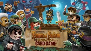 Enjoy Murdering Your Friends Face-to-Face in TOWN OF SALEM: THE CARD GAME