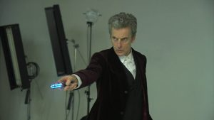 Twelfth Doctor's Second SONIC SCREWDRIVER Blasts into North America
