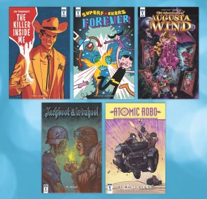 Explore New Creator Visions With IDW This August!