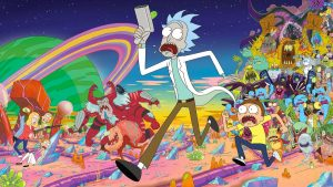 Win 'Rick and Morty: The Complete Second Season' on Blu-ray!