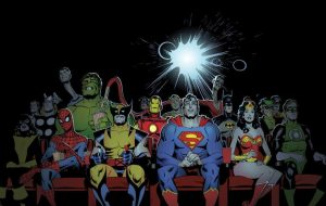 Why Superheroes Will Always be Popular in Hollywood
