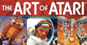 'The Art of Atari' Gets a Deluxe Edition