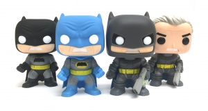 Diamond & Funko Celebrate 30 Years of the 'Dark Knight Returns' with PREVIEWS Exclusive Vinyl Figures