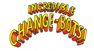 KICKSTART THIS!: Jeffrey Brown's 'Incredible Change-Bots' Trading Cards