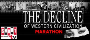 Shout! Factory Presents 'The Decline of Western Civilization Marathon' — Watch for Free Tomorrow!