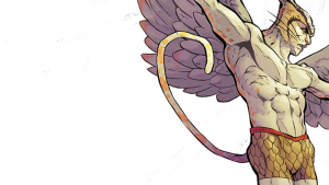 Dark Horse Books Reveals The First Look at 'Angel Catbird' by Margaret Atwood, Johnnie Christmas, and Tamra Bonvillain