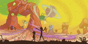 SDCC – 'Rick and Morty': The Darkness Within