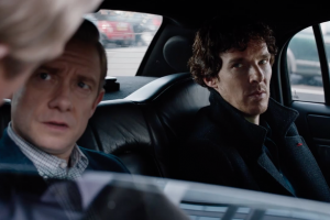 SDCC – 'Sherlock Series 4' Gets a Trailer