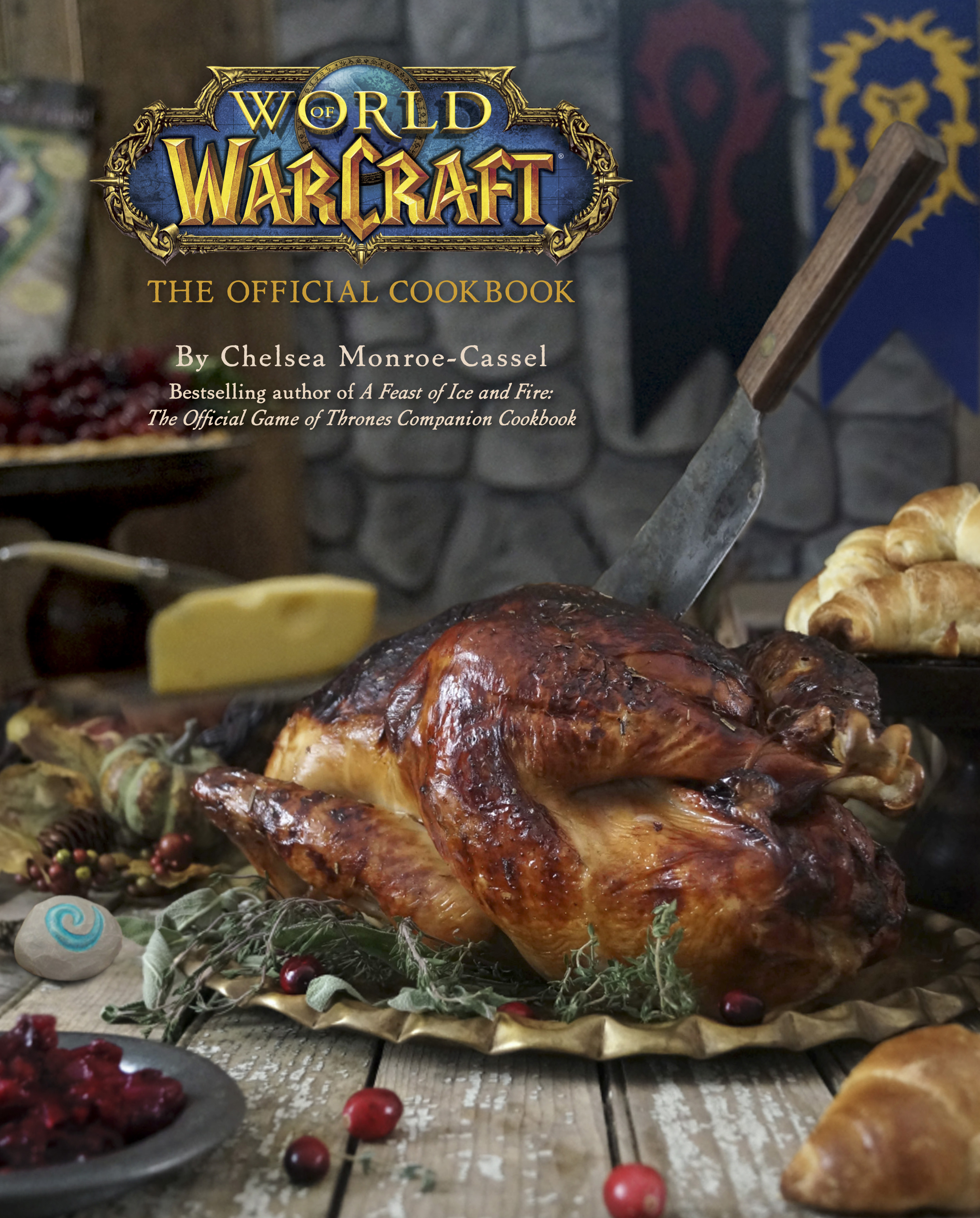 Will help you prepare a feast fit for a warchief forces of geek