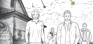 Insight Editions Announces 'Supernatural: The Official Coloring Book'