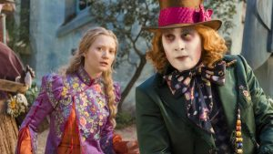 'Alice Through The Looking Glass' on Digital HD, Blu-ray and Disney Movies Anywhere October 18th