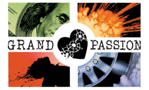 Tom Feister and John Cassaday Join James Robinson on 'Grand Passion'
