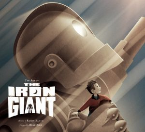 Insight Editions Releases 'The Art of The Iron Giant'