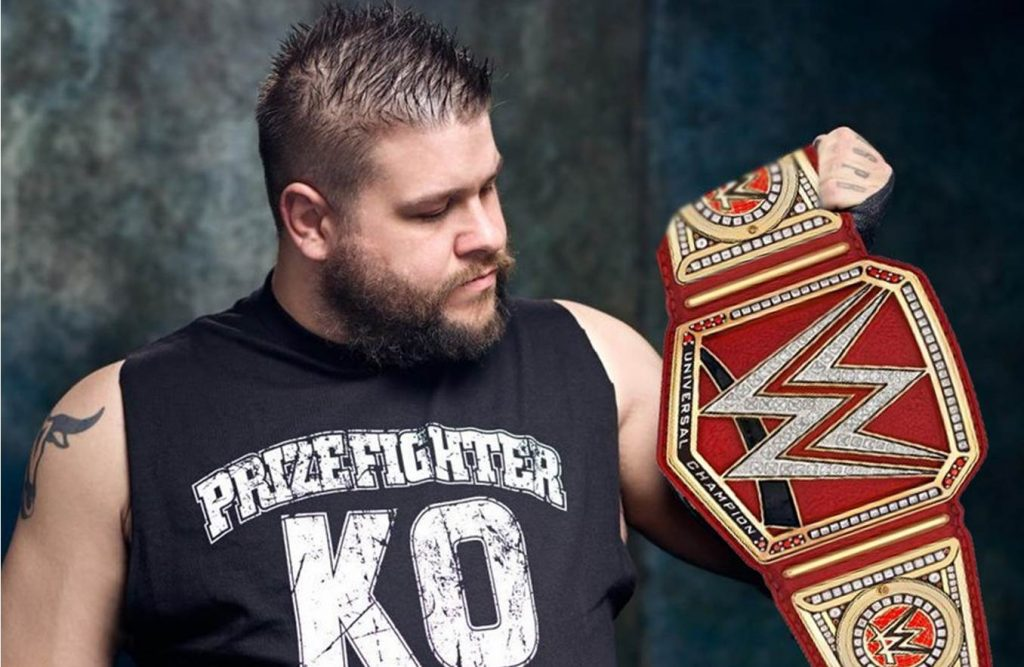 Is Kevin Owens a Fake Champion in a Sport That Isn't Real