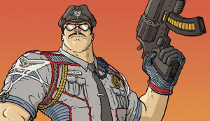 Magnet To Release Film Adaptation of Joe Casey & Chris Burham's 'Officer Downe'