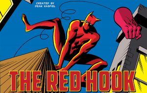 Dean Haspiel Bids Adieu To 'The Red Hook' (review)