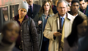 'The Girl On The Train' (review)