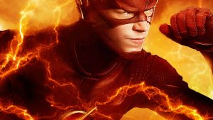 Win 'The Art and Making of The Flash'