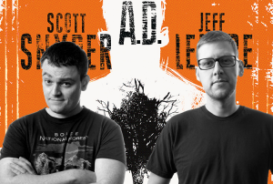 FOG! Chats With Scott Snyder and Jeff Lemire About 'A.D.: After Death'