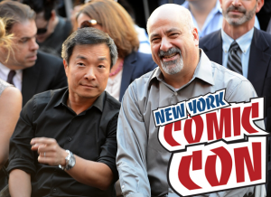 NYCC Report: DC Entertainment 'Meet The Publisher's' Panel