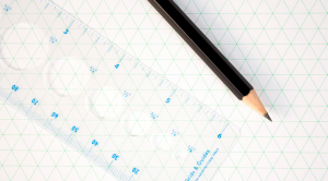 Win a Designer Bundle With a 'Grids & Guides' Notebook and Pencil Set