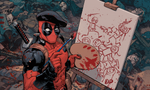 Sneak Peek: 'Deadpool: Drawing the Merc with a Mouth' From Insight Editions