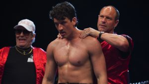 Providence and Boston Cinegeeks!  We Have Passes For 'Bleed For This'!
