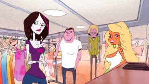 'Nerdland' Adult Animated Comedy Featuring Paul Rudd & Patton Oswalt Coming to 550+ U.S. Movie Theaters on 12/6 Only!