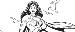 Win 'DC Comics:  Wonder Woman Coloring Book' From Insight Editions