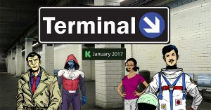 Imminent Press Launches with Pulp Anthology Kickstarter, 'Terminal'