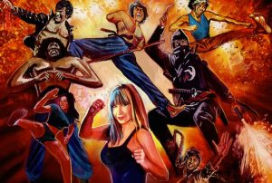 'Fists Of Fury' Gives An Bone-Crushing, Eye-Shattering Glimpse Into A Lost Cinematic World