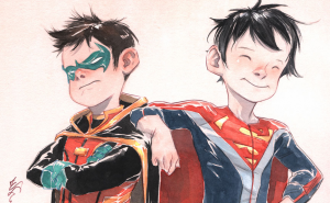 First Look: 'Super Sons #1'