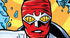 DC's Young Animal Line Expands With The Allred's 'Bug!: The Adventures of Forager'