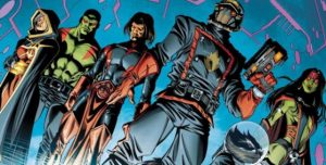 First Look: 'Guardians of the Galaxy: Creating Marvel's Spacefaring Super Heroes'