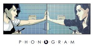 'Rue Britannia', 'The Singles Club', and 'The Immaterial Girl' collected into 'The Complete Phonogram' Hardcover Edition this April