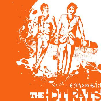 THE HOT RATS: (The Late) Supergrass' Super Side Project! | Forces of