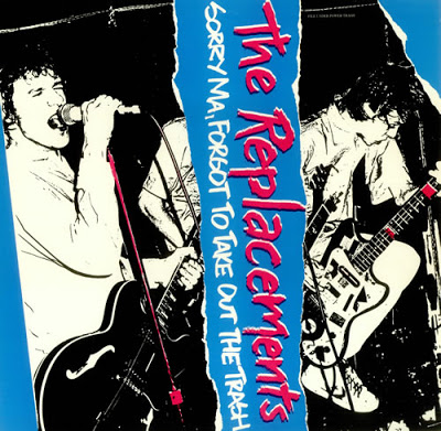The Replacements, Paul Westerberg, Tommy Stinson, Chris Mars, Bob Stinson, Slim Dunlap, Steve Foley