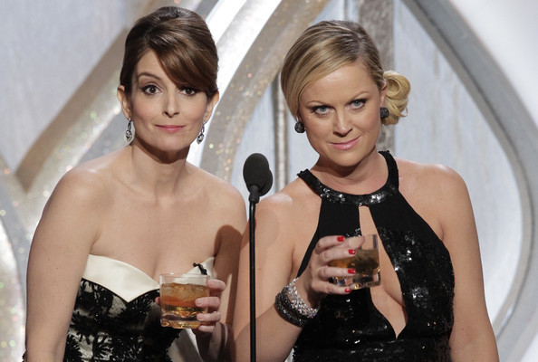 Tina Fey, Amy Poehler, Les Miserables, Lincoln, Silver Linings Playbook, Argo,Golden Globe Awards, Girls, Homeland,