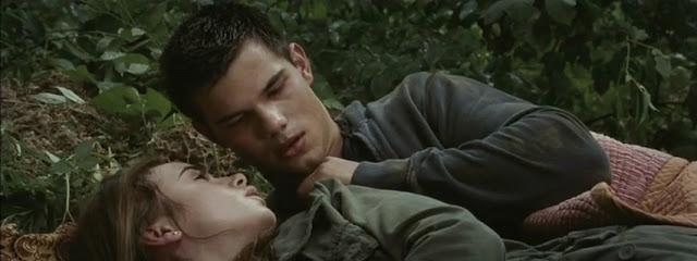 Team Jacob, Twilight, Taylor Lautner, Abduction, Lily Collins