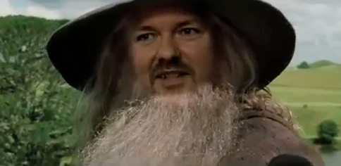 Ricky Gervais, The Hobbit, The Office