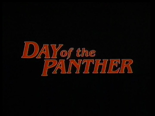 Jason Blade, kung fu, trenchard-smith, Day of the Panther, Strike of the Panther, Edward Stazek